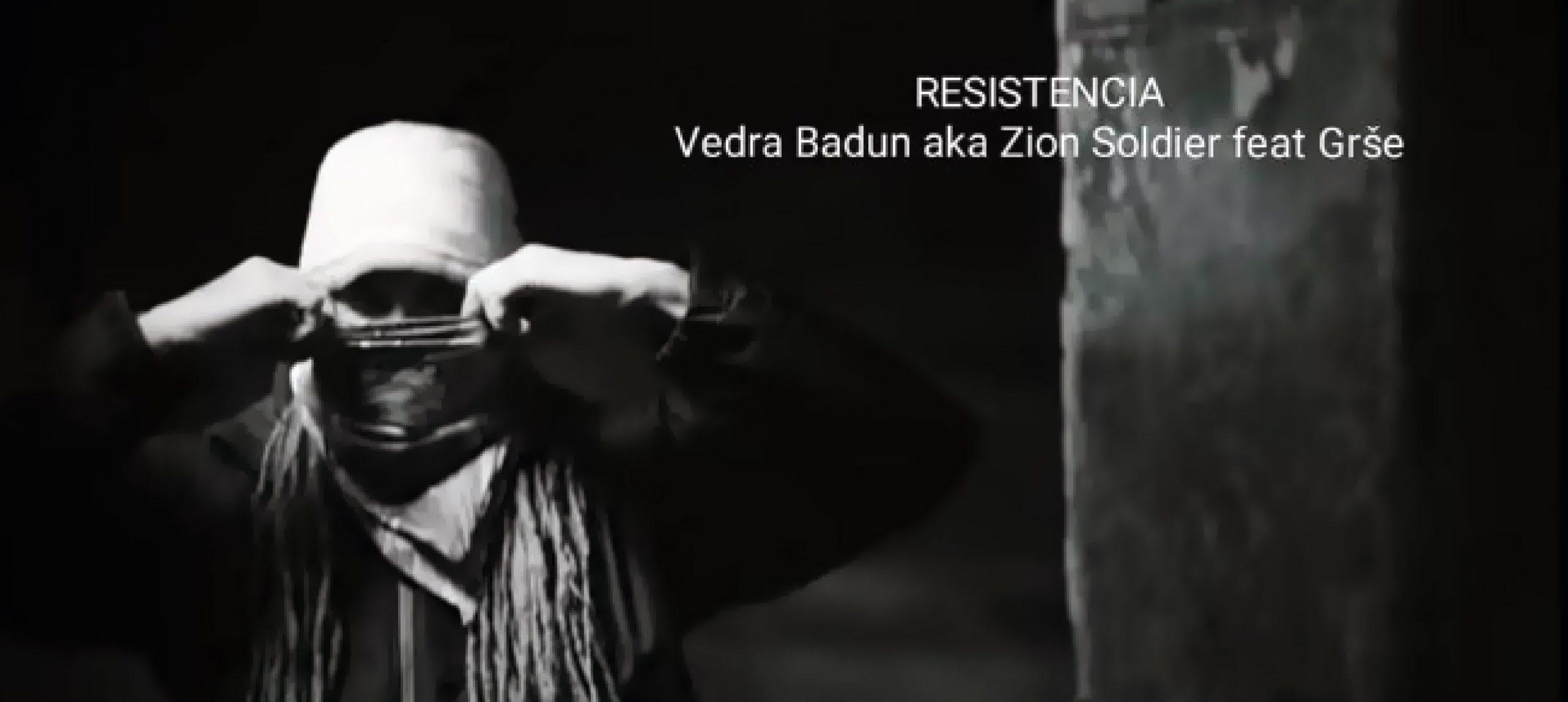 Resistencia - rap pustolova